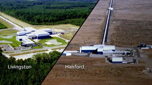 Los dos miembros del observatorio LIGO