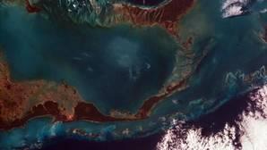 El misterioso silbido del mar Caribe que se «oye» desde el espacio