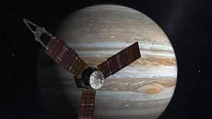 Escucha los singulares sonidos que captó Juno al entrar en Júpiter y que enorgullecen a la NASA