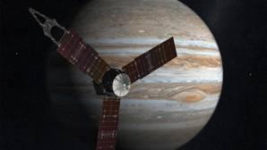 La sonda Juno entra en la órbita de Júpiter tras cinco años de viaje