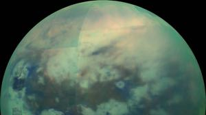 Una vida alienígena extravagante es posible en Titán