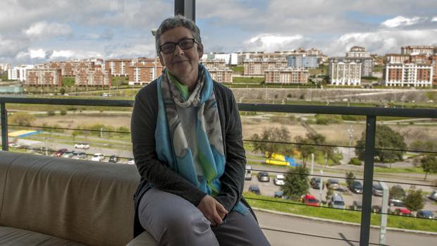 Teresa Rodrigo, en el IFCA