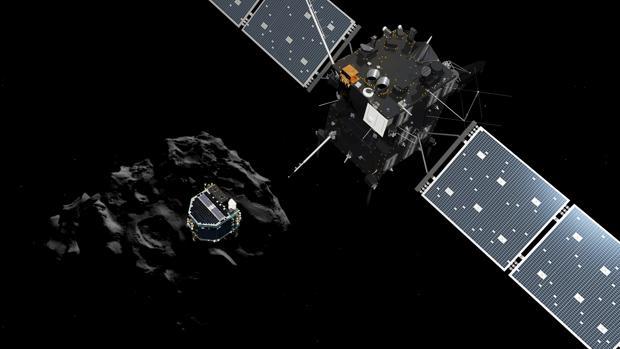 La nave Rosetta fue enviada a un cometa para entender el comportamiento de un tipo de cuerpos clave para entender el origen del Sistema Solar