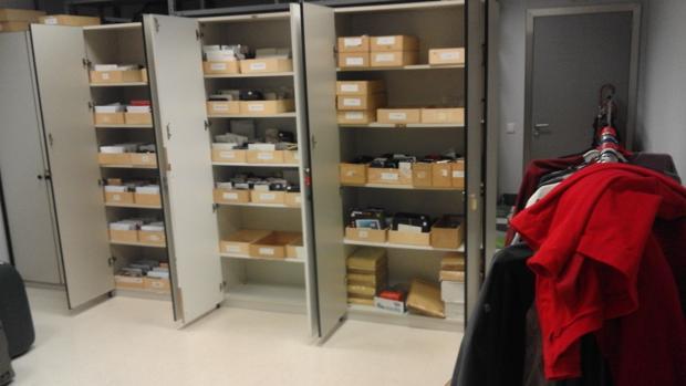 El sitio de los descuidos en sanfermines - Oficina de objetos perdidos ...