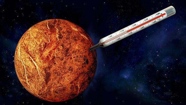 Los planetas también deben formarse con una temperatura interna correcta