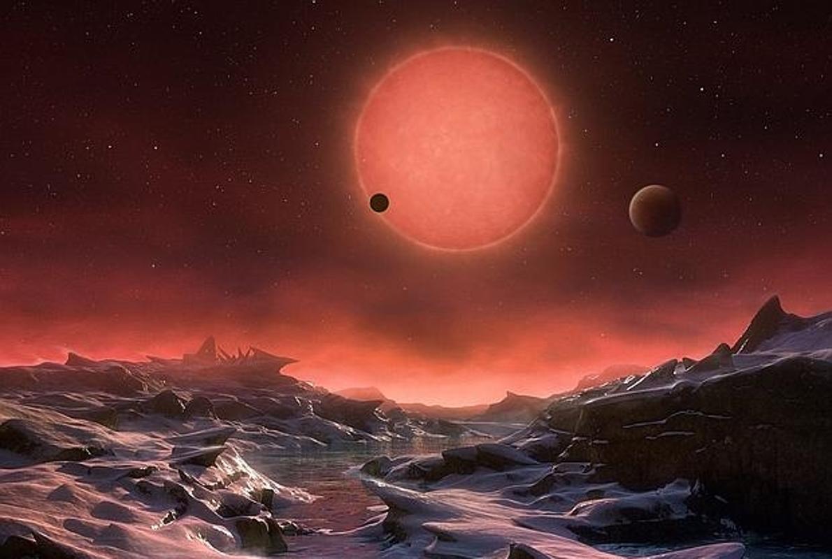 Otros planetas que pueden ser habitables no muy lejanos