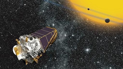 El telescopio espacial Kepler, el cazador de planetas de la NASA