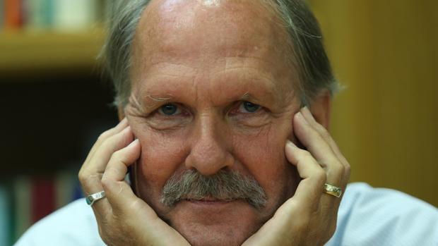 Timothy Bromage, paleoantropólogo de la Universidad de Nueva York