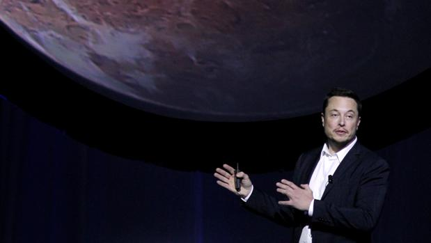 Los ambiciosos planes de Elon Musk para colonizar Marte