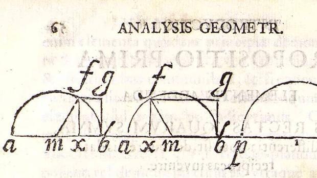 La obra del geómetra español fue alabada por el mismísimo Isaac Newton en su tratado «Aritmética Universal»