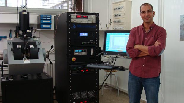 Jordi Sort, profesor de investigación ICREA de la Universidad Autónoma de Barcelona