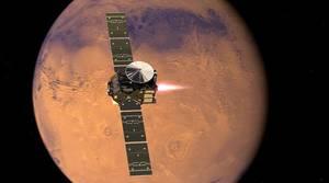 Sin señal del módulo europeo que debía aterrizar en Marte
