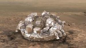 ExoMars: Un aterrizaje de riesgo