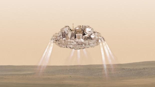 Un error informático pudo estrellar la nave europea en Marte