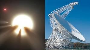El telescopio de 100 metros de Green Bank le permitirá a la descubridora de la estrella de Tabby buscar posibles señales de extraterrestres los próximos dos meses