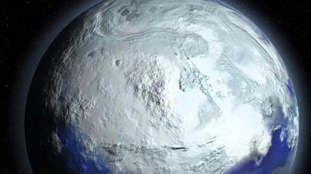 Cada 100.000 años y de forma cíclica la Tierra sufre intensos periodos glaciares