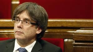 Puigdemont quiere reeditar Junts pel Sí si el «procés» encalla