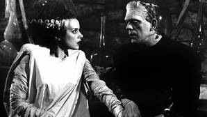 Fotograma de la película «La novia de Frankenstein», de James Whale (1935)