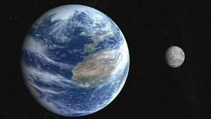 La Tierra y la Luna