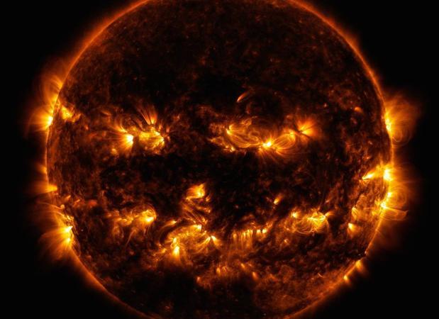 ¿Le pasa algo raro al Sol últimamente?