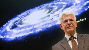 Hofmann ha visitado por Madrid para participar en el ciclo de conferencias «La ciencia del cosmos, la ciencia en el cosmos» de la Fundación BBVA