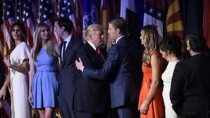 Donald Trump, tras su victoria: «Este movimiento solo está empezando»