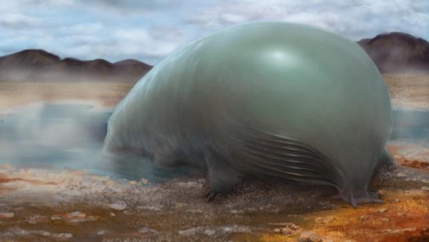 Resultado de imagen de Formas de vida no basadas en el Carbono
