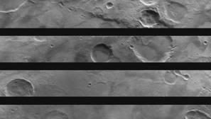 La misión europea ExoMars envía sus primeras imágenes de Marte