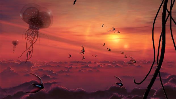 La vida podría estar desarrollándose en las atmósferas de las enenas marrones