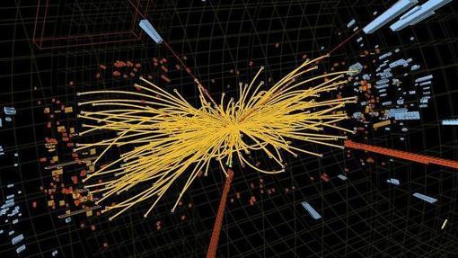 Choque de partículas