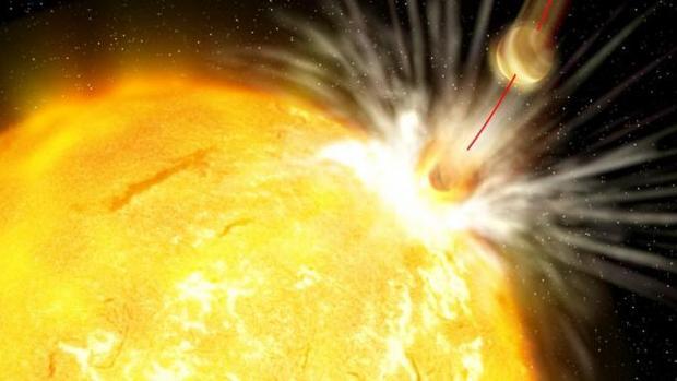 La estrella HIP68468 da muestras de haberse dado todo un festín planetario