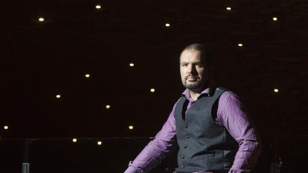 Guillem Anglada-Escudé, en Madrid. Dirigió el descubrimiento de Próxima b, el planeta potencialmente habitable más cercano a la Tierra