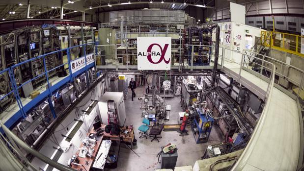 Resultado de imagen de Resultado de imagen de La primera demostración efectiva de antimateria se tuvo en Brookhaven en 1.965             Tod