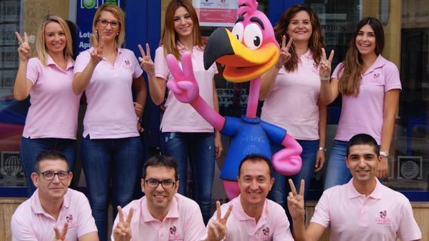 Loterías Perolo de San Pedro del Pinatar ha puesto en circulación 150.000 décimos