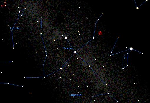 Así será la explosión que podría cambiar el cielo en 2022 Cygnus-kQmF-U202144764923PfC-510x350@abc