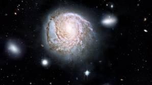 Resultado de imagen de la galaxia MACS2129-1