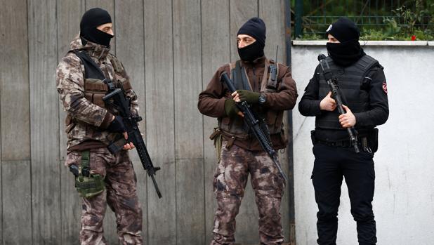 La pista del terrorista de Estambul lleva a Siria y Kirguistán