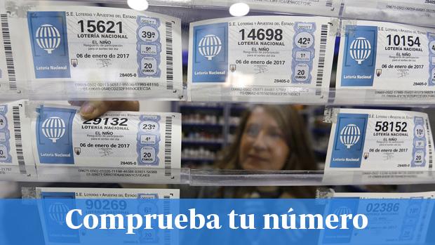 Comprobar Lotería del Niño: Comprueba aquí tu número