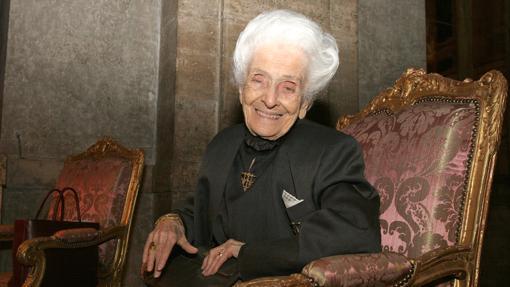Rita Levy vivió 103 años