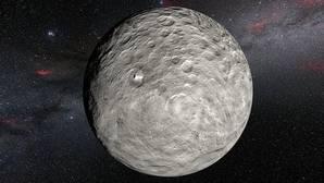Hallan ingredientes esenciales para la vida en el planeta enano Ceres