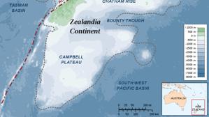 Zealandia, ¿el continente oculto de la Tierra?