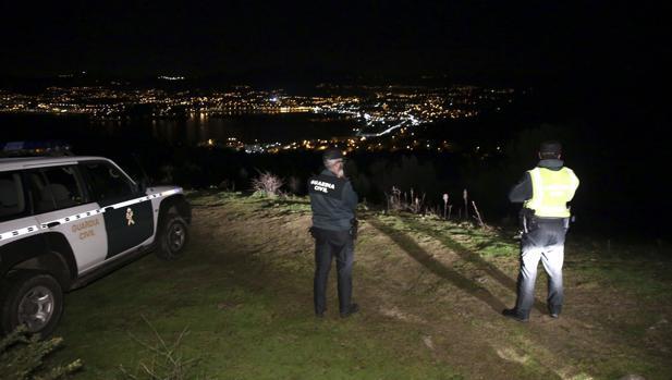 El cuerpo fue encontrado en una zona cercana a la vivienda de Iván Durán