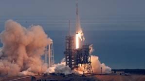El cohete de Space X despega en su segundo intento desde Cabo Cañaveral