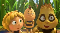 "Fotgrama de la película ""La abeja Maya"""