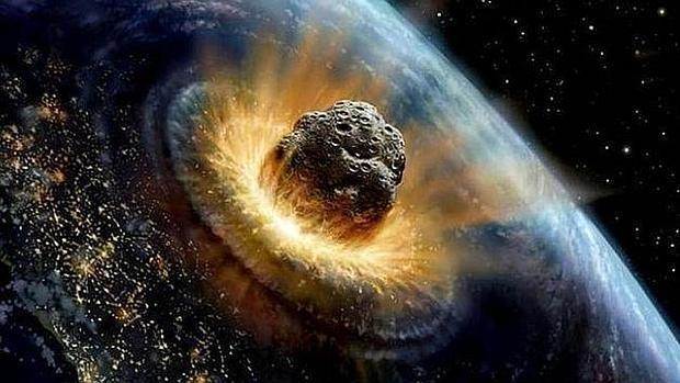 Simulan las consecuencias que tendría el impacto de un asteroide sobre Londres o Berlín