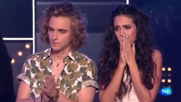 Vergüenza en «Objetivo Eurovisión»