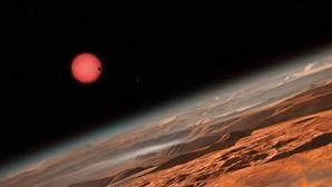La NASA publica datos cruciales para la búsqueda de vida en Trappist-1