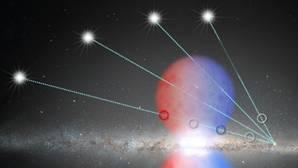 Esto es lo último que se tragó el gran agujero negro de nuestra galaxia