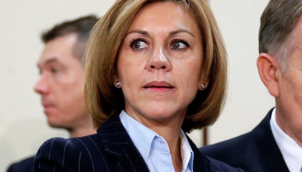 Cospedal anuncia su candidatura para liderar el PP de Castilla-La Mancha