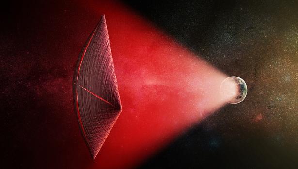 ¿Hemos detectado el sistema que impulsa a las naves alienígenas?